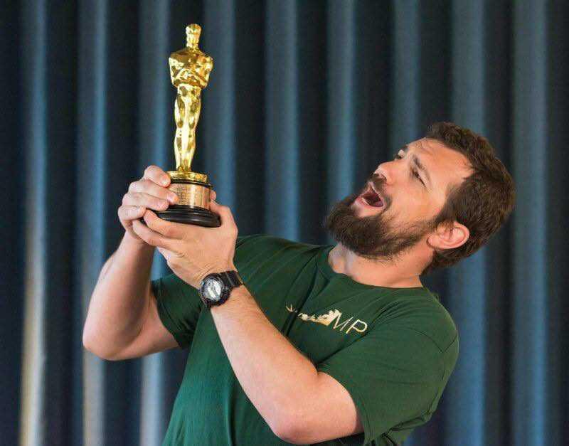 Fabian Nowak - Promo 2006 - Oscar des Meilleurs Effets Visuels - Livre de la Jungle Ancien étudiant - Ecole Georges Méliès