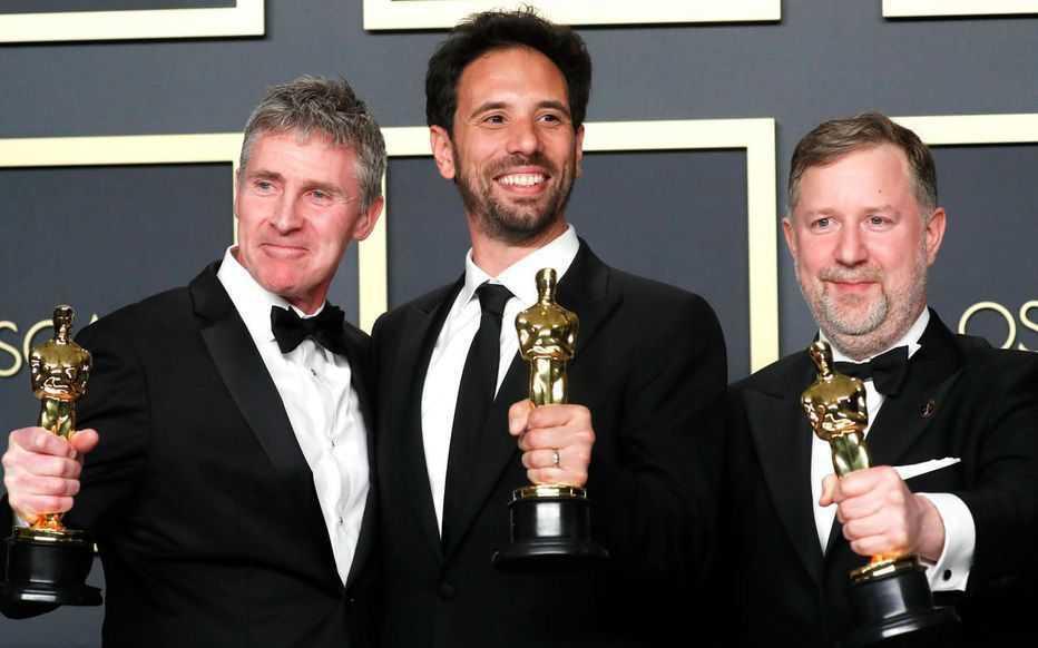 Guillaume Rocheron – Promo 2003 - Oscar des Meilleurs Effets Visuel pour 1917 & 2012 pour The Life of Pi Ancien étudiant - Ecole Georges Méliès
