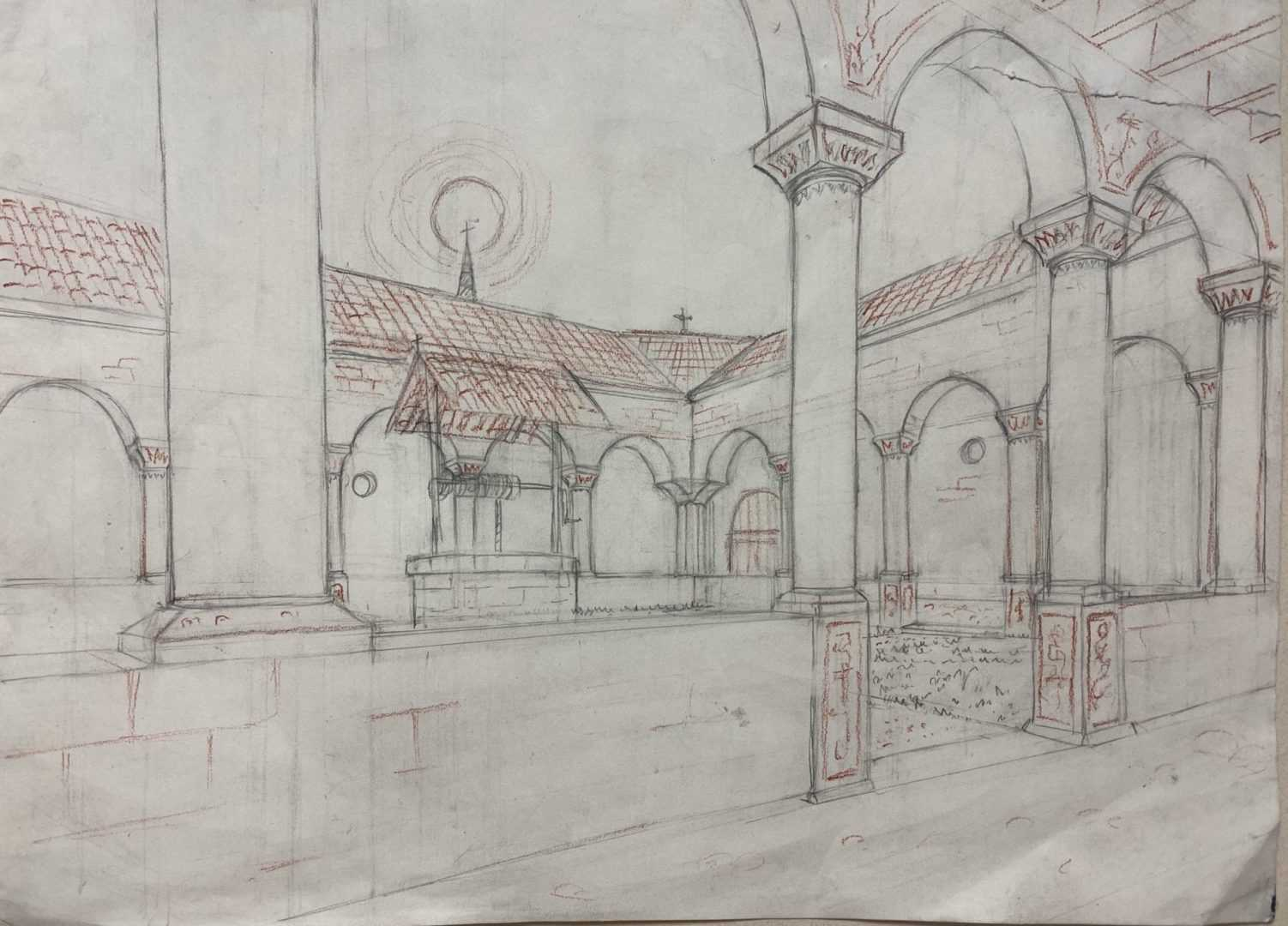Dessin Perspective Atelier 6